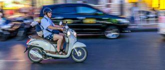 Вождение транспорта в Тайланде - как все делать правильно