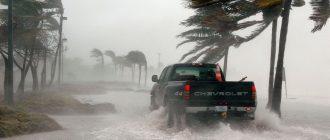 ураганы в США