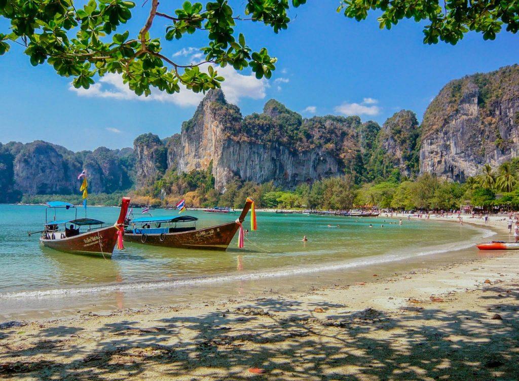 Море в Тайланде