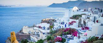 море в Греции