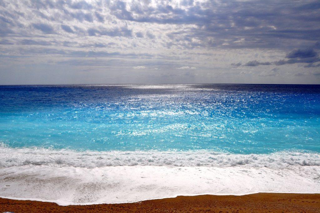 море в Грециии